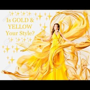 Jewelry - ✨ Is GOLD & YELLOW Your Style, Queen? 👑